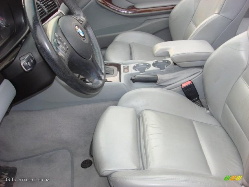 Grey interior 2002 bmw 3 series 325i convertible photo for 2002 bmw 325i rear window regulator