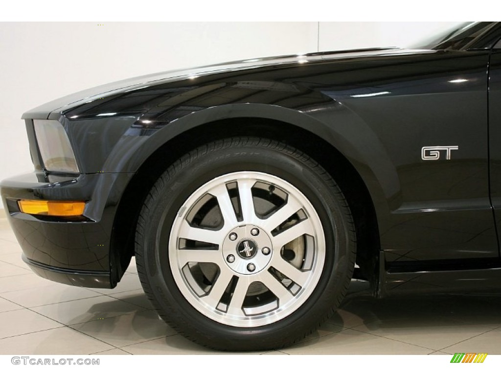2006 Ford Mustang GT Premium Coupe Wheel Photo #51759145