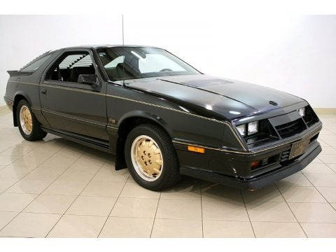 1986 Dodge Daytona Turbo Z CS Data, Info and Specs
