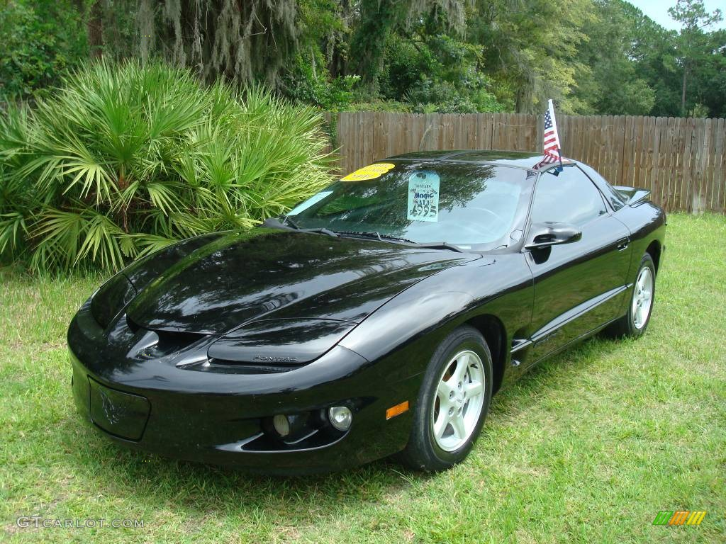 2000 Black Pontiac Firebird Coupe 443299 Gtcarlot Com Car Color Galleries