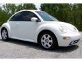 White 2002 Volkswagen New Beetle Gallery