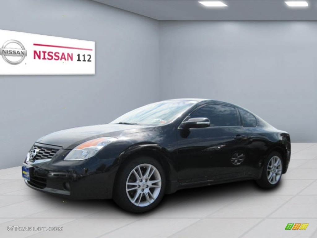 2008 super black nissan altima 35 se coupe 51724255 gtcarlot 2008 altima 35 se coupe super black charcoal photo 1 vanachro Gallery
