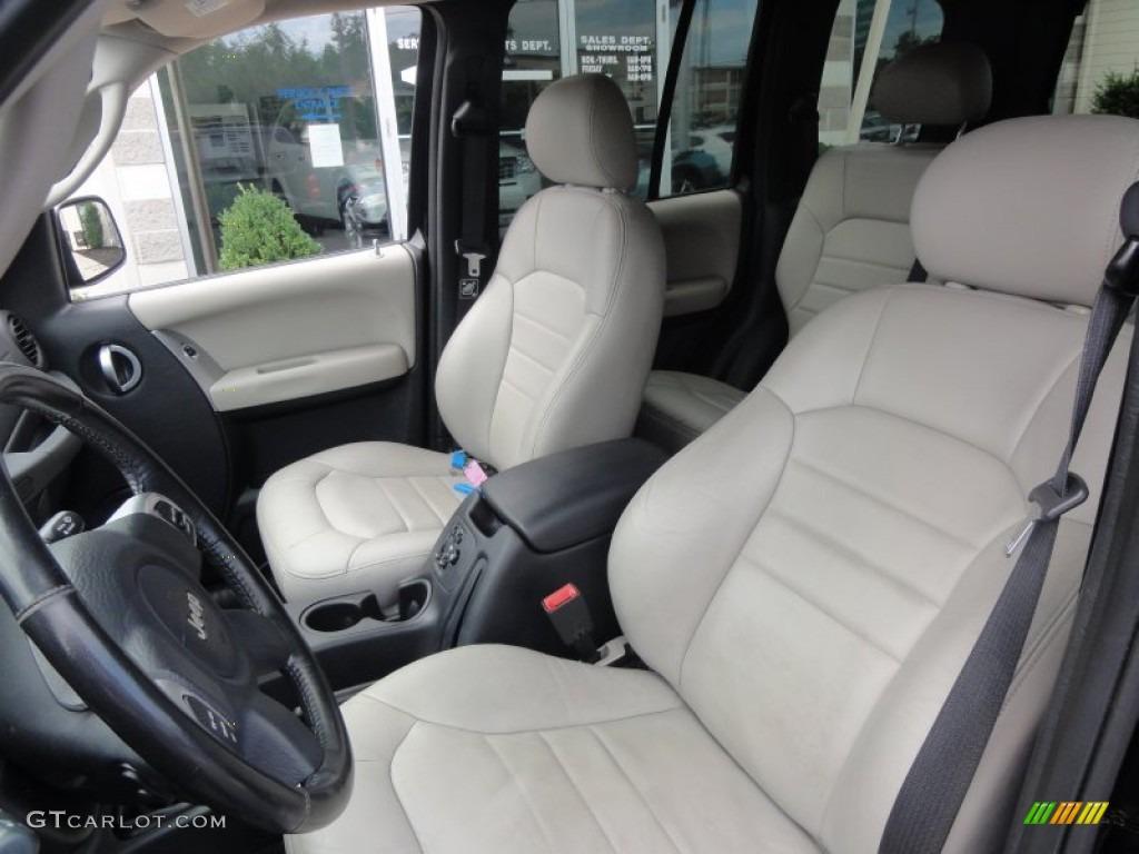 2004 Jeep Liberty Limited 4x4 Interior Photo 51772060
