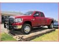 Flame Red 2007 Dodge Ram 3500 Gallery