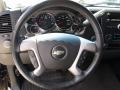 Ebony Steering Wheel Photo for 2008 Chevrolet Silverado 1500 #51778226