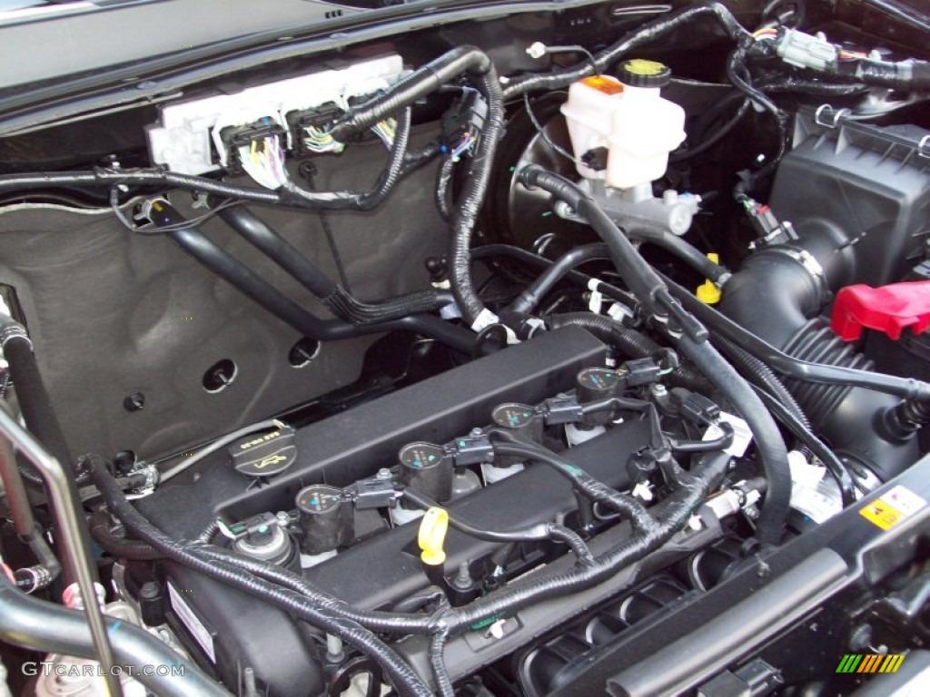 2012 ford escape xls 2 5 liter dohc 16 valve duratec 4 cylinder engine photo 51783683. Black Bedroom Furniture Sets. Home Design Ideas