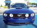 2007 Vista Blue Metallic Ford Mustang GT Premium Convertible  photo #8