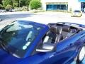 2007 Vista Blue Metallic Ford Mustang GT Premium Convertible  photo #10