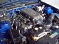 2007 Vista Blue Metallic Ford Mustang GT Premium Convertible  photo #28