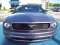 2007 Tungsten Grey Metallic Ford Mustang V6 Premium Convertible  photo #8