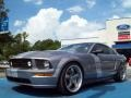2007 Tungsten Grey Metallic Ford Mustang GT Premium Coupe  photo #1