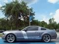 2007 Tungsten Grey Metallic Ford Mustang GT Premium Coupe  photo #2