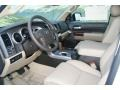 Sand Beige Interior Photo for 2011 Toyota Tundra #51790166