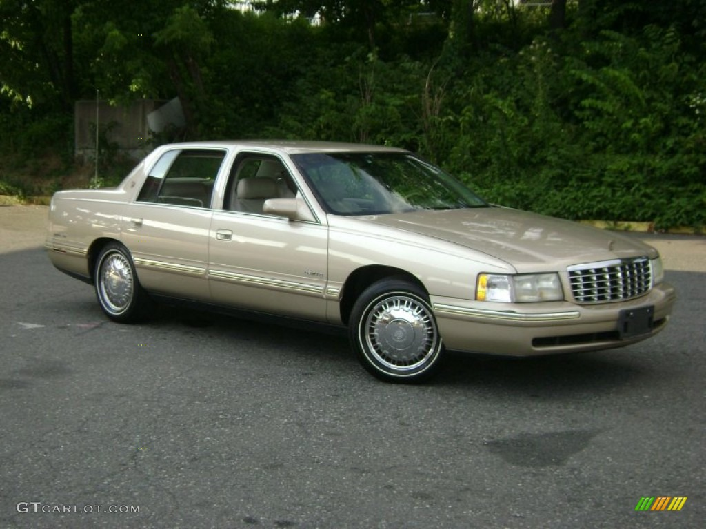 gold fire mist metallic 1998 cadillac deville sedan exterior photo 51794876. Cars Review. Best American Auto & Cars Review