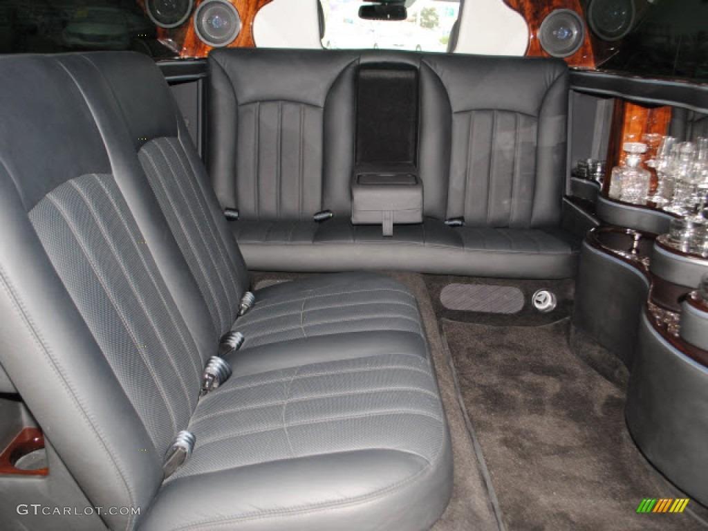 2011 Hyundai Equus Signature Limousine Interior Photo 51796658 Gtcarlot Com