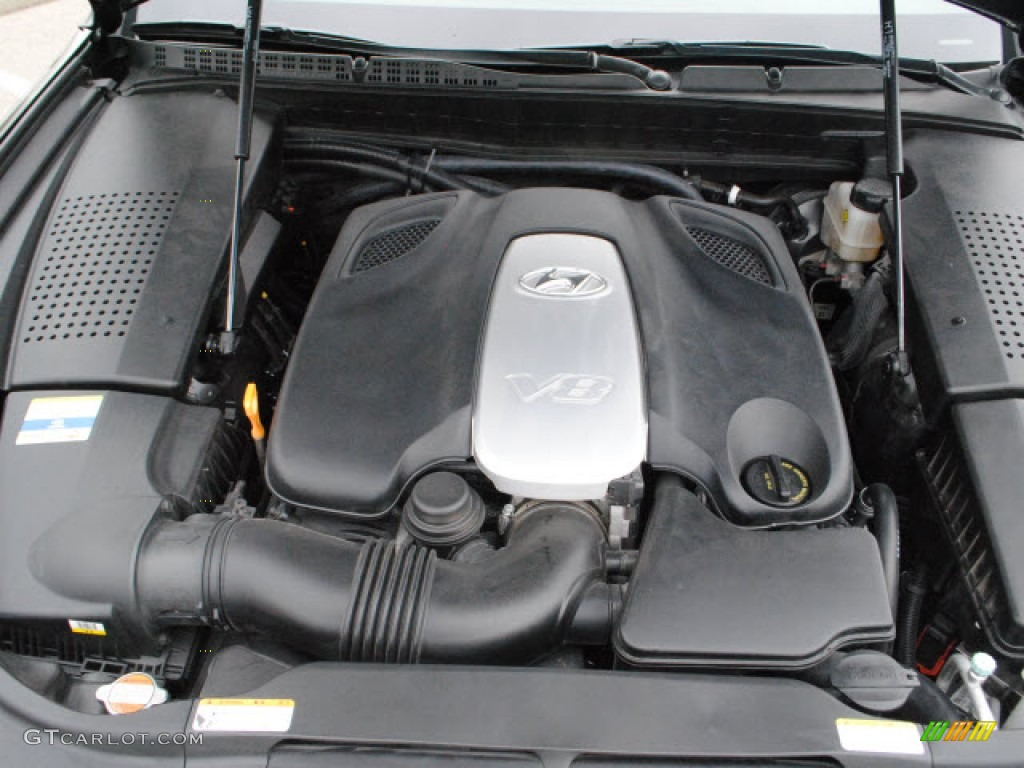 2011 Hyundai Equus Signature Limousine Engine Photos Gtcarlot Com