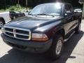2004 Black Dodge Dakota SXT Club Cab 4x4  photo #2