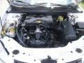 2.4 Liter DOHC 16-Valve 4 Cylinder 2004 Dodge Stratus SXT Sedan Engine