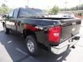 2011 Black Chevrolet Silverado 1500 LS Extended Cab 4x4  photo #5