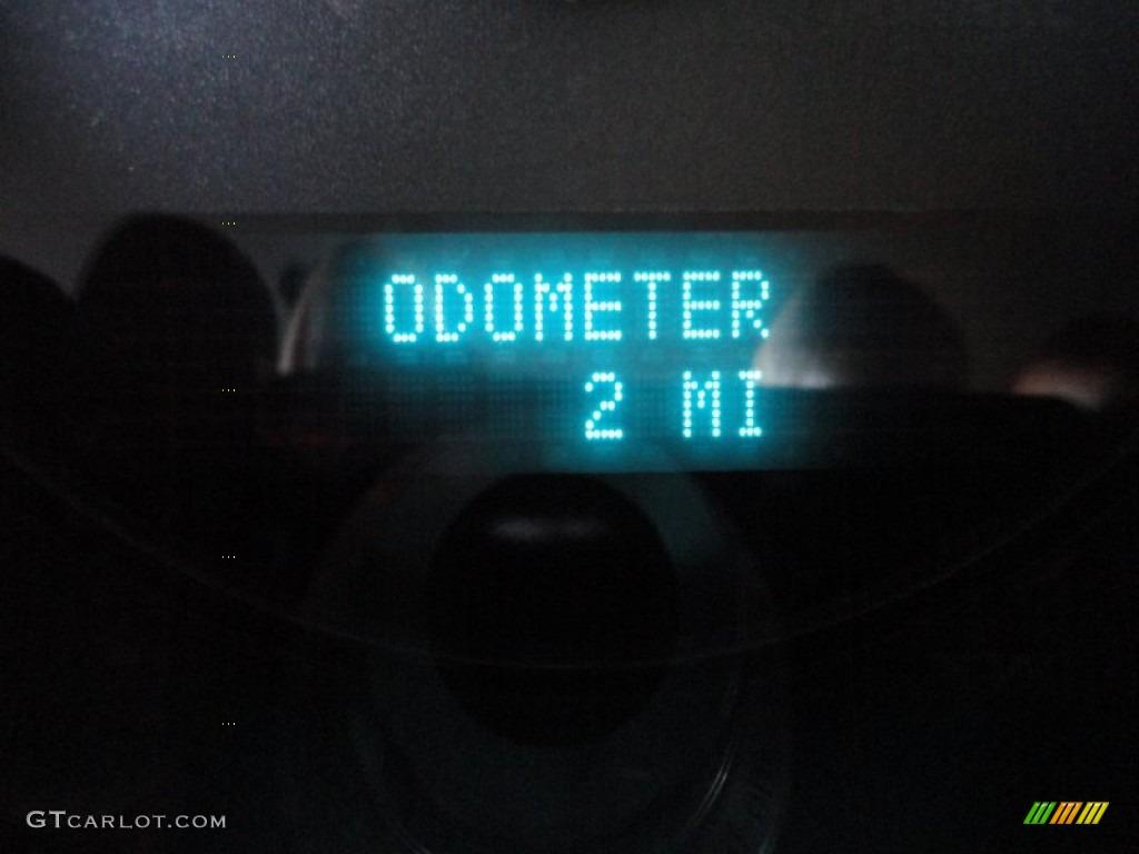 2011 Silverado 1500 LS Extended Cab 4x4 - Black / Dark Titanium photo #19