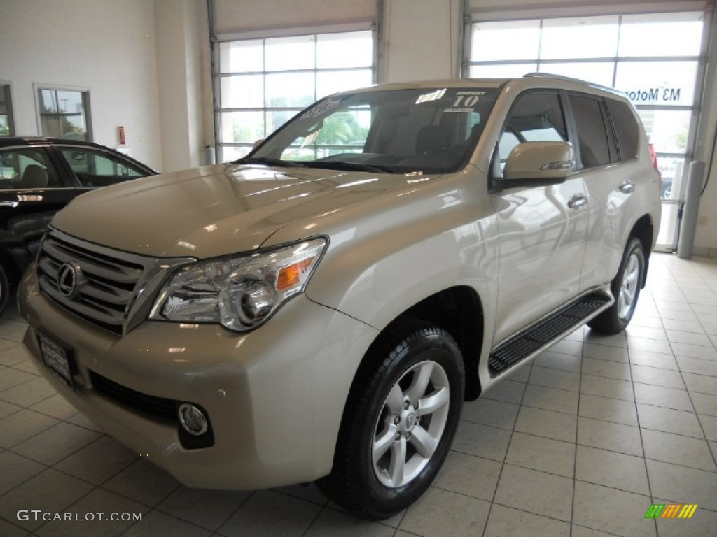 2010 Satin Cashmere Metallic Lexus Gx 460 51777364 Car Color Galleries