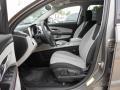 Jet Black/Light Titanium Interior Photo for 2010 Chevrolet Equinox #51816479