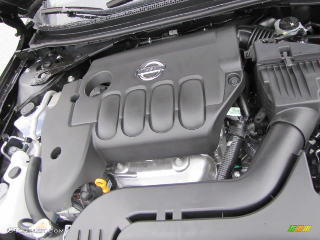 2012 nissan altima 2 5 s coupe 2 5 liter dohc 16 valve cvtcs 4 cylinder engine photo 51818048. Black Bedroom Furniture Sets. Home Design Ideas
