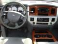 2006 Mineral Gray Metallic Dodge Ram 1500 Laramie Mega Cab 4x4  photo #11