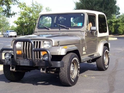 1990 Jeep Wrangler Sahara 4x4 Data, Info and Specs