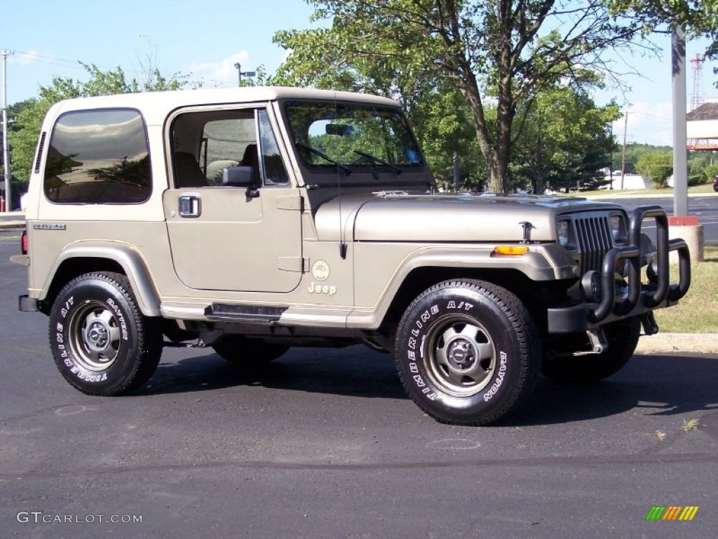 Jeep Wrangler Sahara Paint Codes