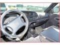 1998 Dodge Ram 3500 Agate Interior Dashboard Photo