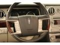 2008 White Suede Lincoln MKZ AWD Sedan  photo #13