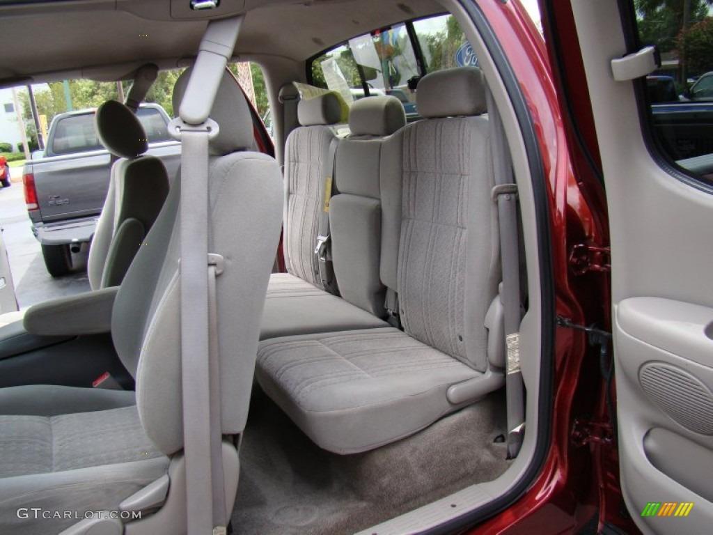 2006 Toyota Tundra Sr5 Access Cab Interior Photo 51825709