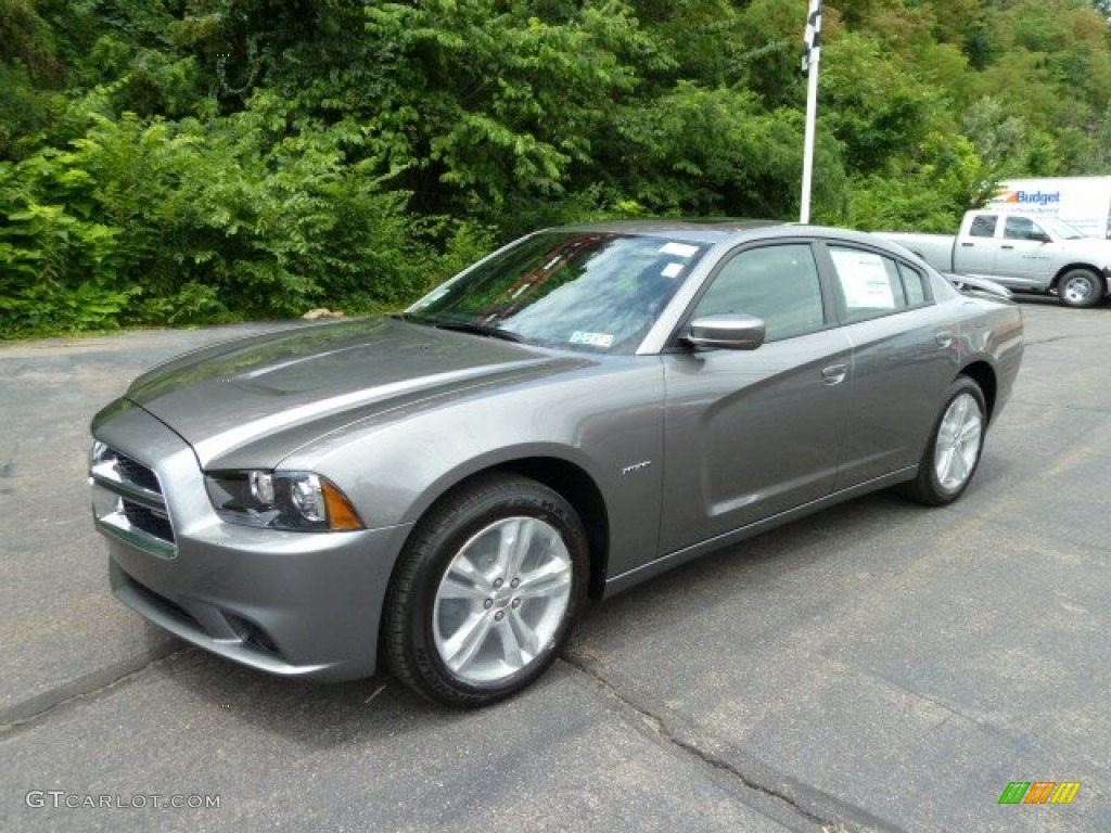 2011 tungsten metallic dodge charger r t plus awd 51825051 car color galleries. Black Bedroom Furniture Sets. Home Design Ideas