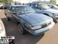 Medium Adriatic Blue Metallic 1994 Oldsmobile Cutlass Ciera S