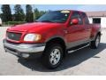 Bright Red 2003 Ford F150 Gallery