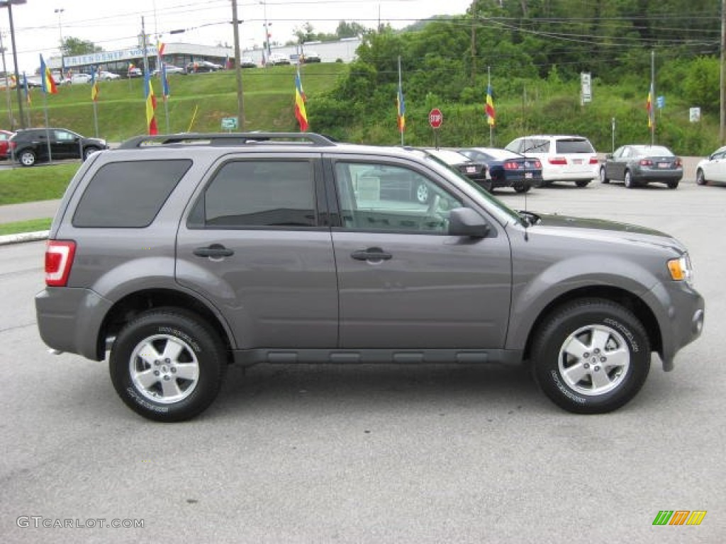 Sterling Gray Metallic 2012 Ford Escape Xlt V6 4wd
