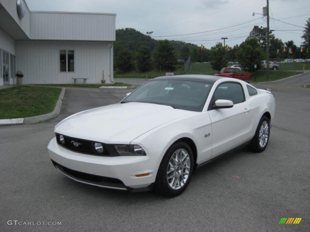 2012 performance white ford mustang gt premium coupe 51848535 photo 2 car. Black Bedroom Furniture Sets. Home Design Ideas