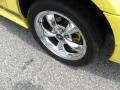 2002 Ford Mustang GT Coupe Wheel