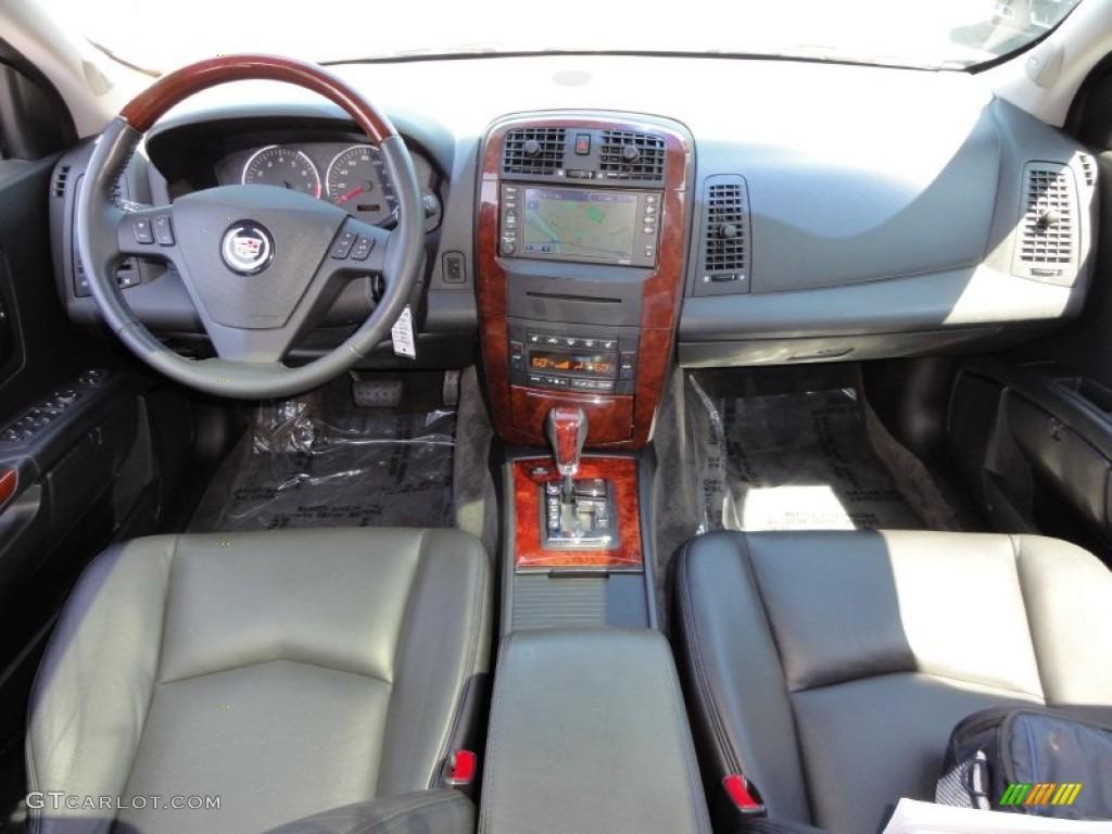 2006 Cadillac Srx V8 Ebony Dashboard Photo 51852029