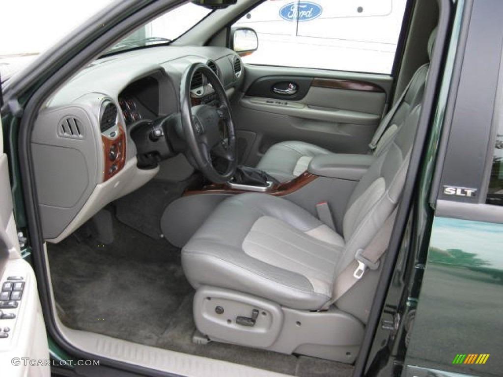 2002 gmc envoy slt interior photo 51852155