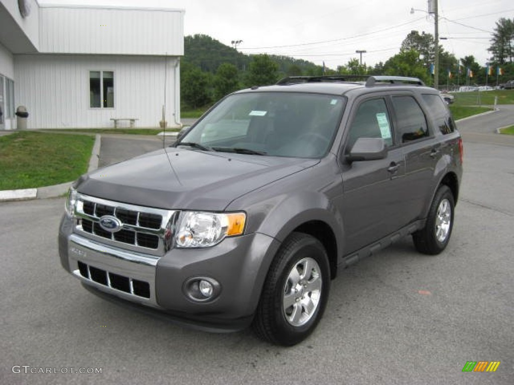 sterling gray metallic 2012 ford escape limited v6 4wd exterior photo 51854654. Black Bedroom Furniture Sets. Home Design Ideas