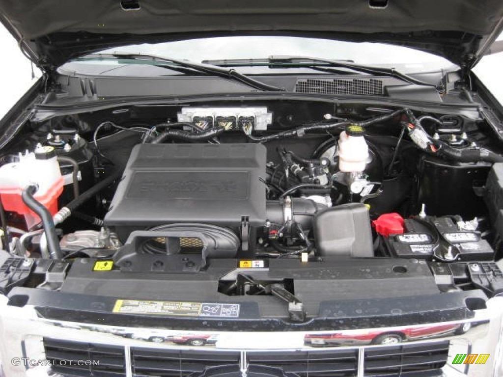 2012 ford escape limited v6 4wd 3 0 liter dohc 24 valve duratec flex fuel v6 engine photo. Black Bedroom Furniture Sets. Home Design Ideas