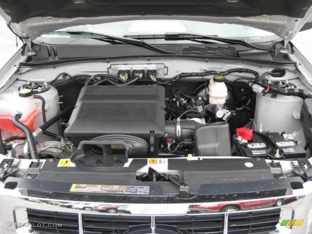 2012 ford escape xlt v6 4wd 3 0 liter dohc 24 valve duratec flex fuel v6 engine photo 51854864. Black Bedroom Furniture Sets. Home Design Ideas