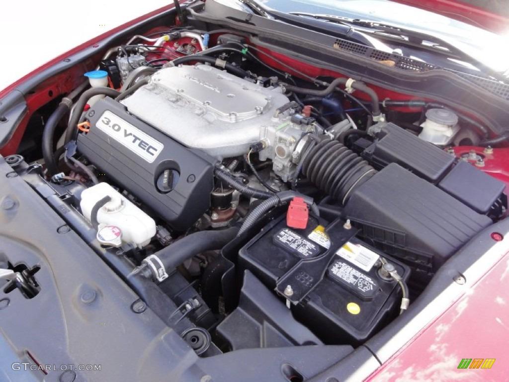 2004 honda accord ex v6 coupe 3 0 liter sohc 24 valve v6 engine photo 51855209. Black Bedroom Furniture Sets. Home Design Ideas