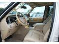 Camel/Sand Interior Photo for 2007 Lincoln Navigator #51862702