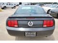 2007 Alloy Metallic Ford Mustang V6 Premium Coupe  photo #4