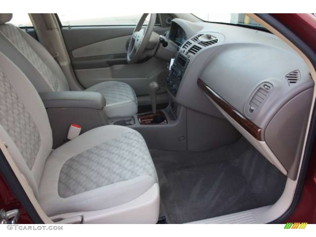 2005 Chevrolet Malibu Maxx Ls Wagon Interior Photo