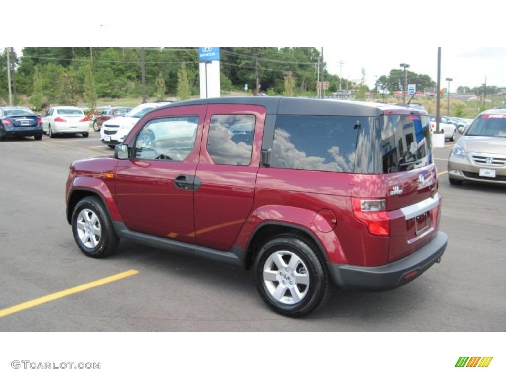 Tango Red Pearl 2009 Honda Element Ex Exterior Photo 51864472 Gtcarlot Com