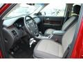 Charcoal Black Interior Photo for 2010 Ford Flex #51865201